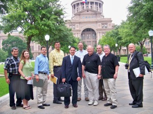 FMF meets with San Antonio pro-life activists at the Capitol